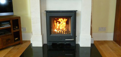 enquire Devon Stoves