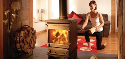 Devon Stoves - multifuel stove
