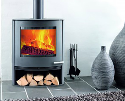 Devon Stoves - woodburning stove